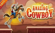In addition to the free mobile game Amazing Cowboy for Asha 202 download other Nokia Asha 202 games for free.