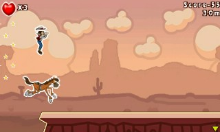 Mobile game Amazing Cowboy - screenshots. Gameplay Amazing Cowboy