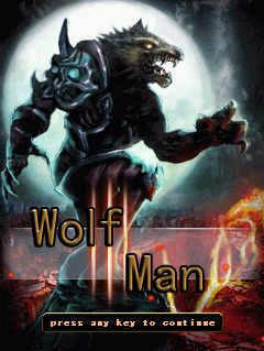 Download free mobile game: Wolf Man - download free games for mobile phone