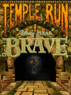 Download free mobile game: Temple Run Brave - download free games for mobile phone