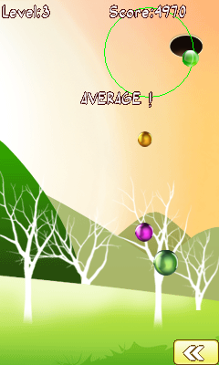 Mobile game Ball mania - screenshots. Gameplay Ball mania