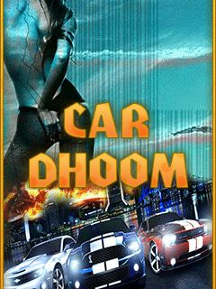 Download free mobile game: Car Dhoom - download free games for mobile phone
