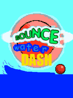 Download free mobile game: Bounce Water Dash - download free games for mobile phone