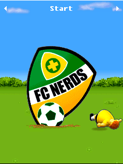Mobile game FC Nerds - screenshots. Gameplay FC Nerds