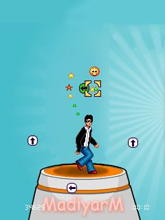 Mobile game Dance All Gangnam Style - screenshots. Gameplay Dance All Gangnam Style