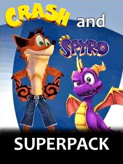 Mobile game Crash and Spyro Superpack - screenshots. Gameplay Crash and Spyro Superpack