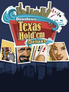 Download free mobile game: Downtown Texas Holdem Deluxe - download free games for mobile phone