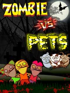 Mobile game Zombie vs Pets - screenshots. Gameplay Zombie vs Pets