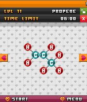 Mobile game Atomania XXX Hard - screenshots. Gameplay Atomania XXX Hard