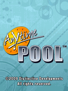 Download free mobile game: Anytime pool - download free games for mobile phone