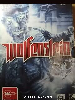 Download free mobile game: Wolfenstein MOD - download free games for mobile phone
