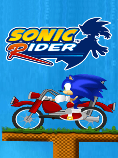 Download free mobile game: Gravity Defied: Sonic Rider - download free games for mobile phone