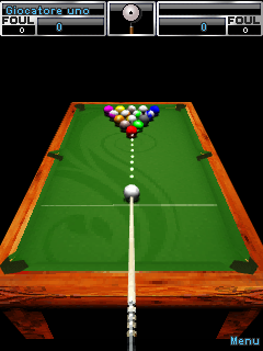 Mobile game Luxury american billiards 10 in 1 - screenshots. Gameplay Luxury american billiards 10 in 1