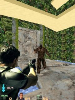 Mobile game Doom Troopers 3D - screenshots. Gameplay Doom Troopers 3D