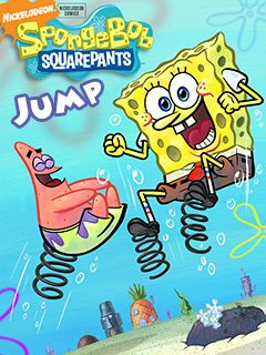 Mobile game Sponge Bob Squarepants Jump - screenshots. Gameplay Sponge Bob Squarepants Jump