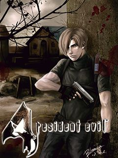 Mobile game Resident Evil 4 - screenshots. Gameplay Resident Evil 4