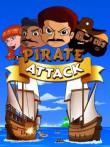 In addition to the free mobile game Pirate Attack for 2690 download other Nokia 2690 games for free.