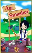 In addition to the  game for your phone, you can download Ant Smasher for free.