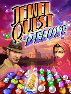 Download free mobile game: Jewel Quest Deluxe - download free games for mobile phone