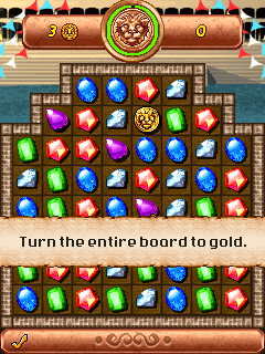 Mobile game Jewel Quest Deluxe - screenshots. Gameplay Jewel Quest Deluxe