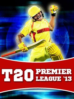 Download free mobile game: T20 Premier League 2013 - download free games for mobile phone