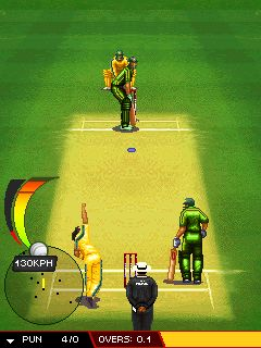 Mobile game T20 Premier League 2013 - screenshots. Gameplay T20 Premier League 2013