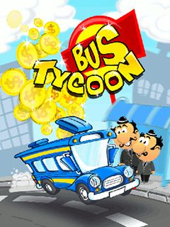 Download free mobile game: Bus Tycoon - download free games for mobile phone