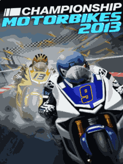 Download free mobile game: Championship Motorbikes 2013 - download free games for mobile phone