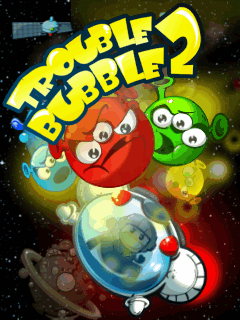 Download free mobile game: Trouble Bubble 2 - download free games for mobile phone