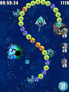 Mobile game Trouble Bubble 2 - screenshots. Gameplay Trouble Bubble 2