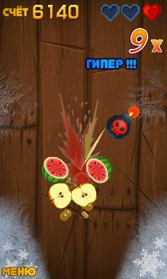 ninja fruit game download for mobile