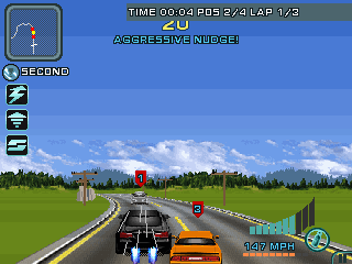 Mobile game Need for Speed Hot Pursuit Bonus Edition - screenshots. Gameplay Need for Speed Hot Pursuit Bonus Edition