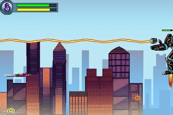 Mobile game Hawk The Super Hero - screenshots. Gameplay Hawk The Super Hero