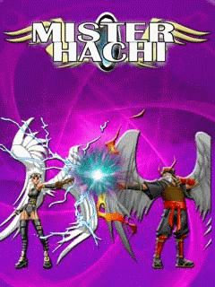 Download free mobile game: Mister Hachi - download free games for mobile phone
