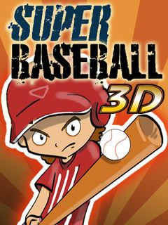 Download free mobile game: Super Baseball 3D - download free games for mobile phone