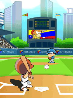 Mobile game Super Baseball 3D - screenshots. Gameplay Super Baseball 3D