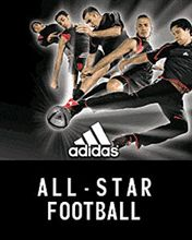 Download free mobile game: Adidas: All-star football - download free games for mobile phone