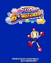 Download free mobile game: Super Bomberman - download free games for mobile phone