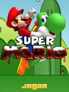 Download free mobile game: Super Mario Versao Cogumelo BR - download free games for mobile phone