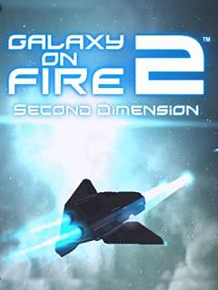 Download free mobile game: Galaxy On Fire 2: Second Dimension - download free games for mobile phone