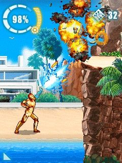 Mobile game Iron Man 3 - screenshots. Gameplay Iron Man 3