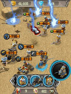 Mobile game Kingdoms & Lords - screenshots. Gameplay Kingdoms & Lords
