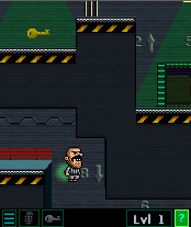Mobile game Escape_ - screenshots. Gameplay Escape_