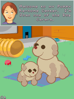 Mobile game My dog 2 - screenshots. Gameplay My dog 2