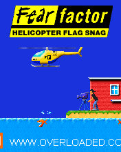 Download free mobile game: Fear Factor: Helicopter Flag Snag - download free games for mobile phone