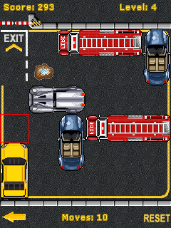 Mobile game Rush Hour - screenshots. Gameplay Rush Hour