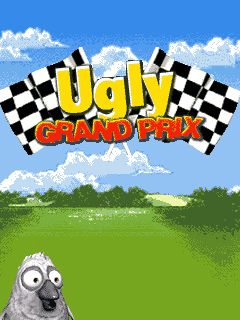 Download free mobile game: Ugly Grand Prix - download free games for mobile phone