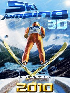 Download free mobile game: Ski Jumping 3D 2010 - download free games for mobile phone