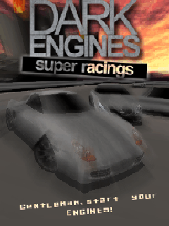 Download free mobile game: Dark Engines Super Racings - download free games for mobile phone