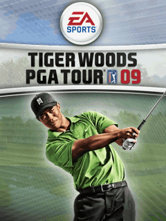 Download free mobile game: Tiger Woods Pga Tour 09 - download free games for mobile phone